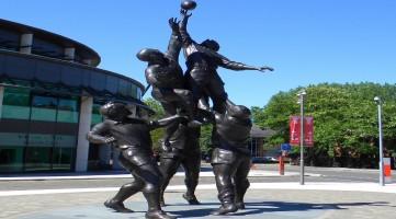 Twickenham Statue